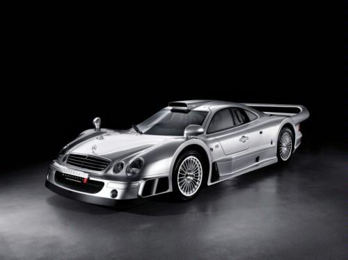 "Mercedes-Benz ""tái xuất"" mẫu xe khủng - 1"