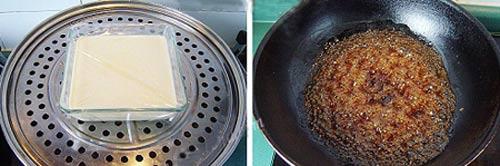 Ẩm thực: Xốn xang trứng hấp đậu hũ - 4