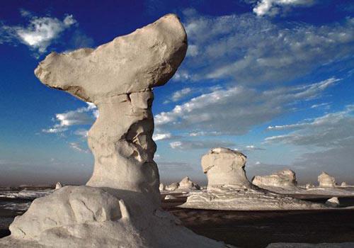 Sa mạc trắng huyền bí ở Ai Cập - 5