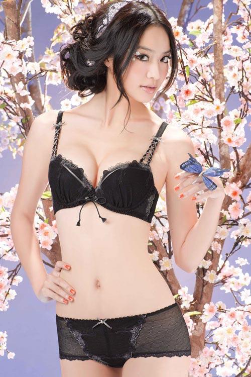 Nữ diễn viên gợi cảm nhất Đài Loan - 4