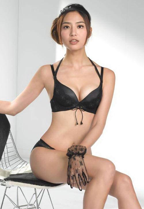 Nữ diễn viên gợi cảm nhất Đài Loan - 7