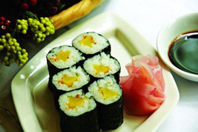 Ẩm thực: Tự làm sushi Nhật - 4