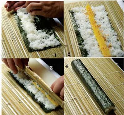 Ẩm thực: Tự làm sushi Nhật - 5