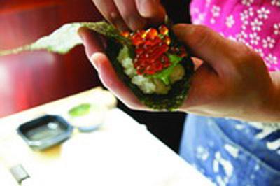 Ẩm thực: Tự làm sushi Nhật - 3