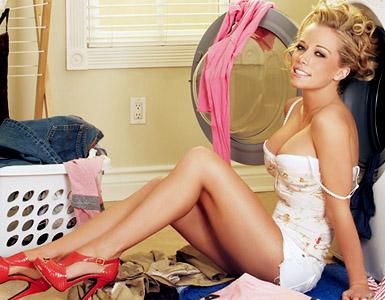 Lộ ảnh trong băng sex của mẫu Playboy - 2