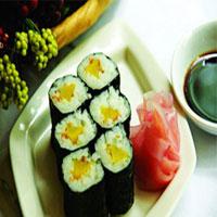 Ẩm thực: Tự làm sushi Nhật