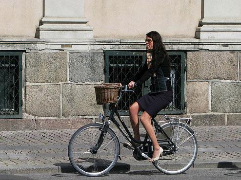Thời trang đường  phố và xe đạp - 20