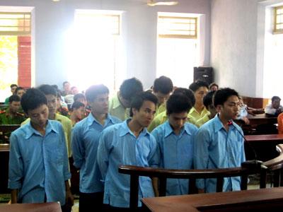 46 năm tù cho dân giang hồ Đà Nẵng - 1