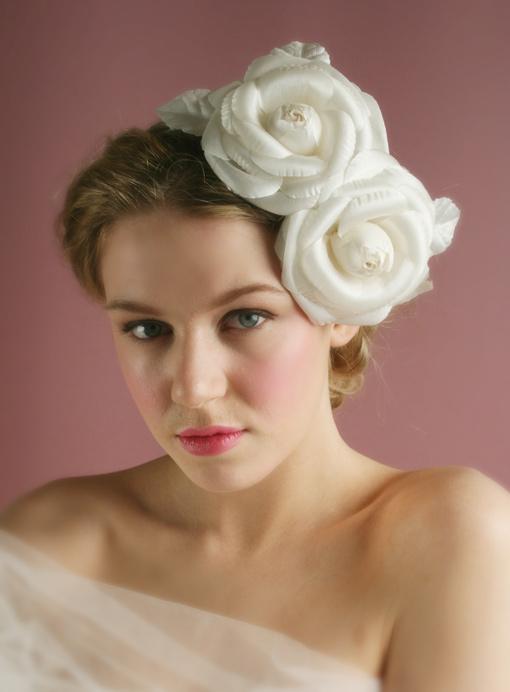 Thời trang tóc cưới cho nàng dâu kiêu sa - 2