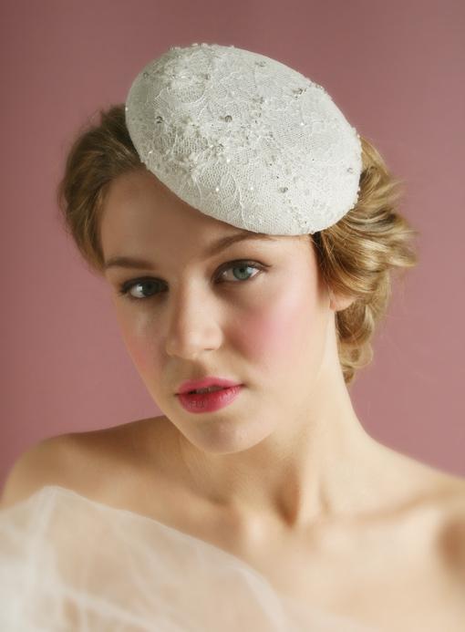 Thời trang tóc cưới cho nàng dâu kiêu sa - 3