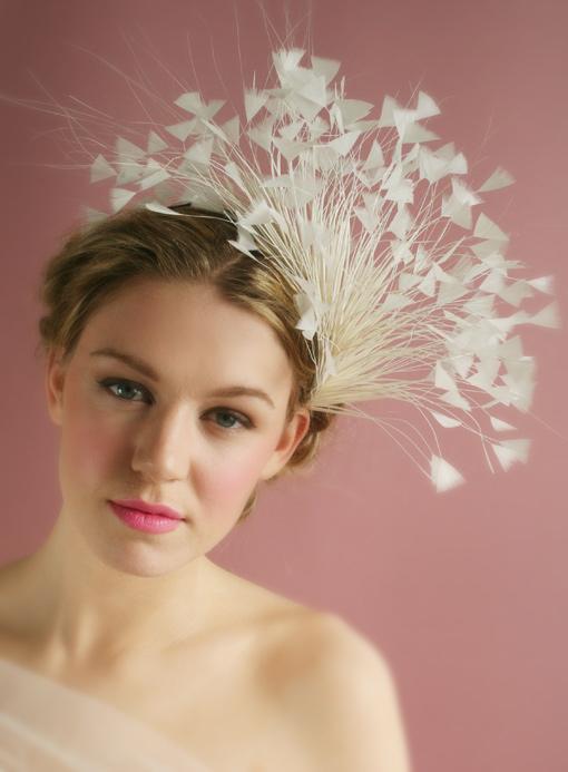 Thời trang tóc cưới cho nàng dâu kiêu sa - 4