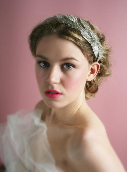Thời trang tóc cưới cho nàng dâu kiêu sa - 12