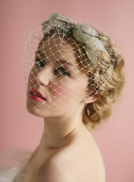 Thời trang tóc cưới cho nàng dâu kiêu sa - 14