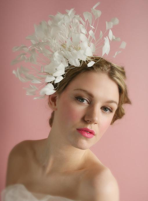 Thời trang tóc cưới cho nàng dâu kiêu sa - 6