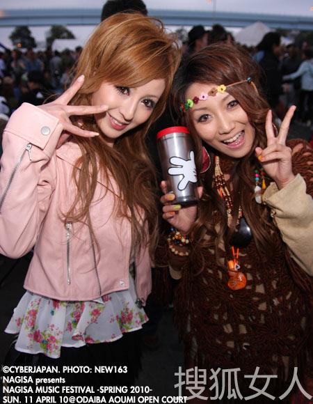 Thời trang thiếu nữ Nhật 'độc' nhất Châu Á? - 3