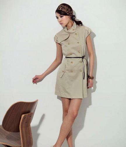 Thời trang công sở: Duyên dáng váy liền - 20