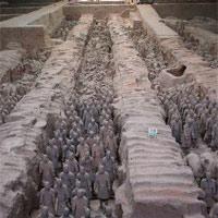 Truy tìm hung thủ đốt lăng Tần Thủy Hoàng