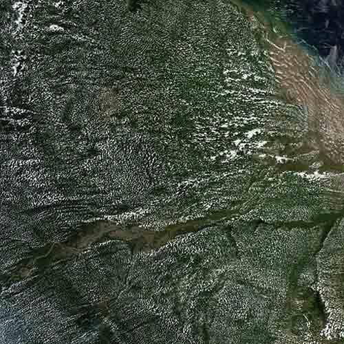 Đám mây kỳ lạ từ rừng Amazon - 2