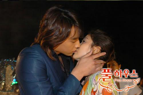 """1001 kiểu """"khóa môi"""" trong phim Hàn - 6"""