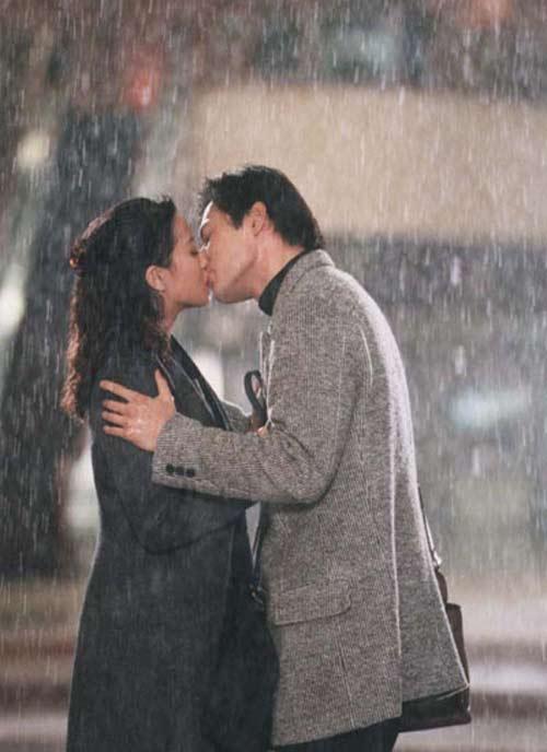"""1001 kiểu """"khóa môi"""" trong phim Hàn - 11"""