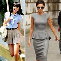 Xu hướng thời trang: Màu XÁM đang rất hot!