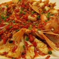Ẩm thực: Cá điêu hồng sốt ớt đỏ