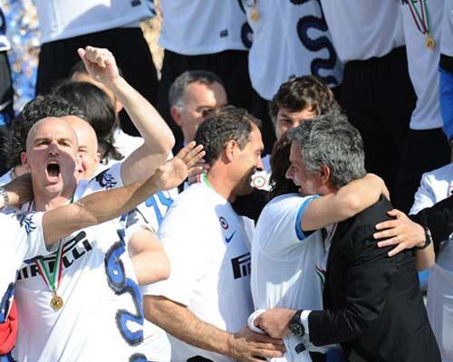 Chung kết Cup C1, Inter - Bayern: Lợi thế cho Inter - 1