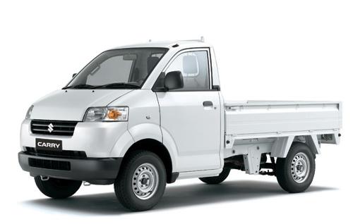 Suzuki giới thiệu xe tải mới Super Carry Pro - 2