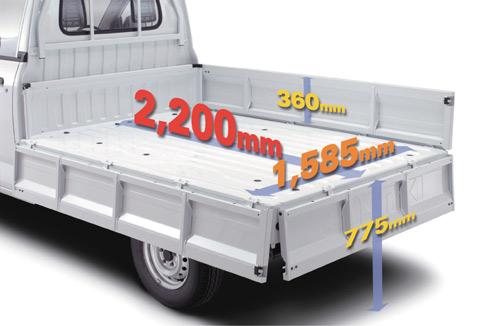 Suzuki giới thiệu xe tải mới Super Carry Pro - 1