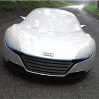 Lộ diện Audi A9 đối thủ của Porsche Panamera