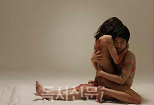 Sao Hàn dấn thân vào cảnh nóng - 6
