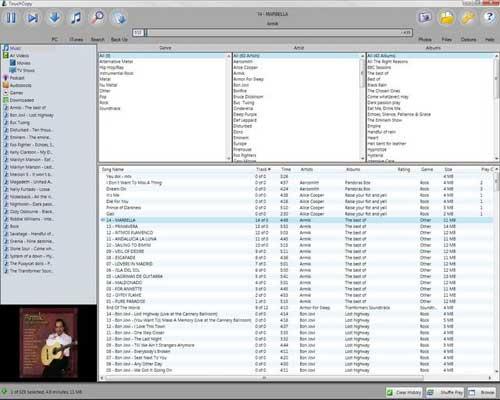 Thủ thuật chuyển nhạc, hình, video trên iPhone sang PC - 4