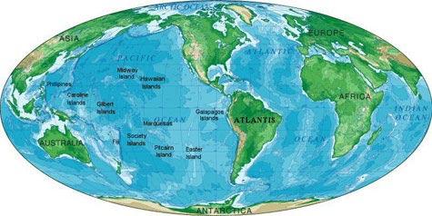 Hậu duệ của người Atlantis vẫn sống cùng chúng ta? - 1
