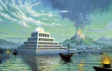 Hậu duệ của người Atlantis vẫn sống cùng chúng ta? - 2