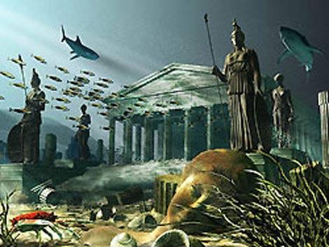 Hậu duệ của người Atlantis vẫn sống cùng chúng ta? - 3