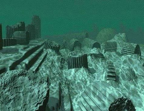 Hậu duệ của người Atlantis vẫn sống cùng chúng ta? - 6