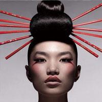 Video làm đẹp: Tạo búi tóc Trung hoa
