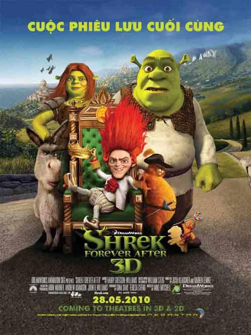 Shrek: Gã chằn tinh tốt bụng và thuần tính - 1