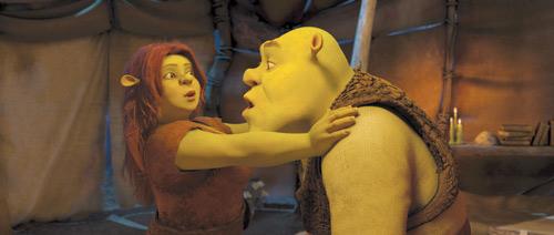 Shrek: Gã chằn tinh tốt bụng và thuần tính - 3