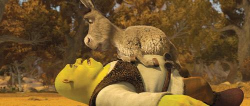 Shrek: Gã chằn tinh tốt bụng và thuần tính - 5