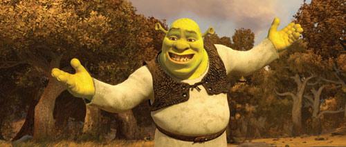 Shrek: Gã chằn tinh tốt bụng và thuần tính - 7