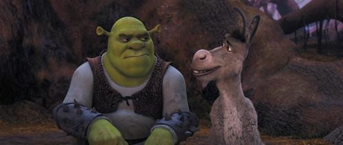 Shrek: Gã chằn tinh tốt bụng và thuần tính - 8
