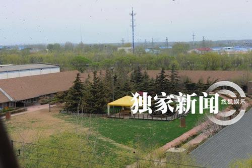 Lưu Diệc Phi  và dinh thự 16.700 mét vuông - 7