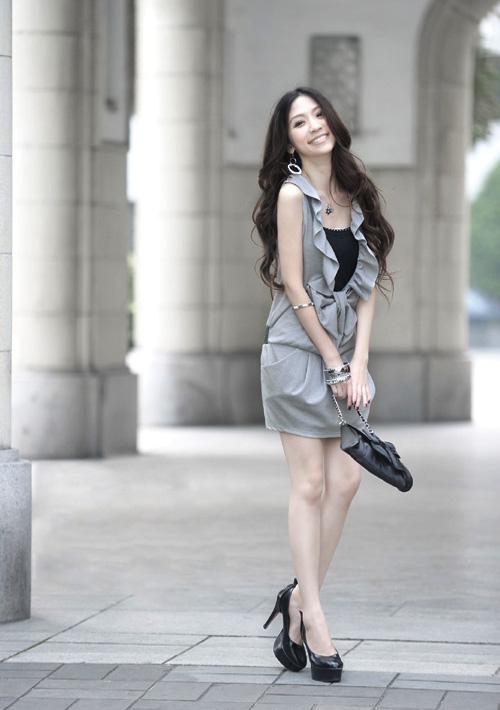 Thời trang công sở: Điệu đà bèo nhún - 2