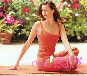 Bài tập yoga cho dáng chuẩn - 6