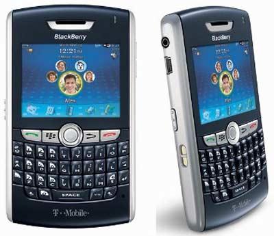 Blackberry 8820 Đẳng cấp với wifi và GPS - 1