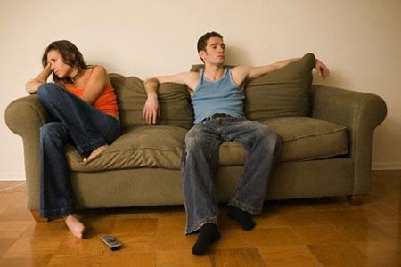 Vợ chồng... chán nhau vì đâu? - 1