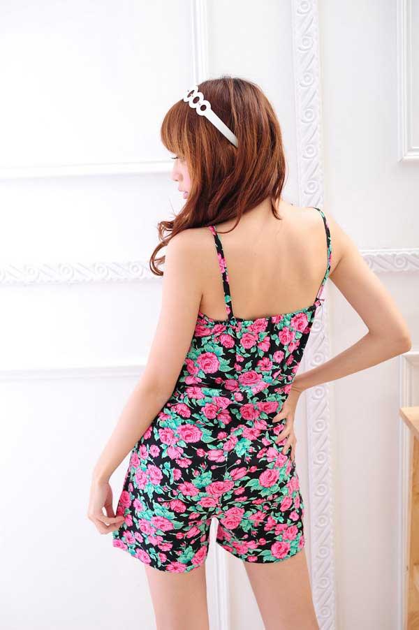Điệu đà và thời trang với jumpsuit hoa - 11