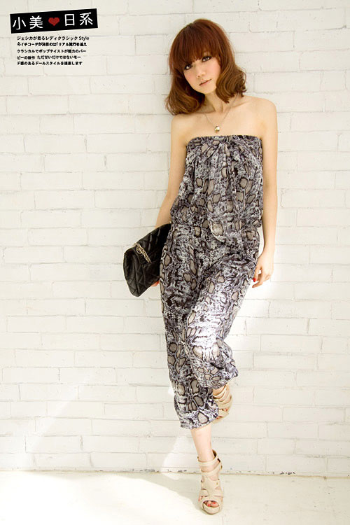 Điệu đà và thời trang với jumpsuit hoa - 15