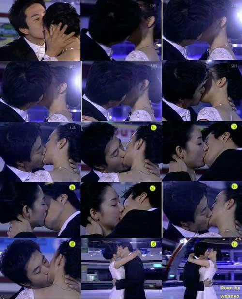 Phim Hàn và những nụ hôn kinh điển nhất - 1